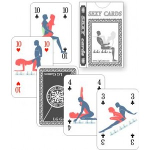 Sexy cards