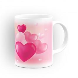 """Чаша """"Добро утро"""" - подарък за Свети Валентин"""