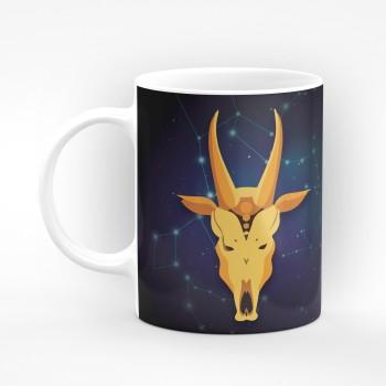 Чашата на зодия Козирог