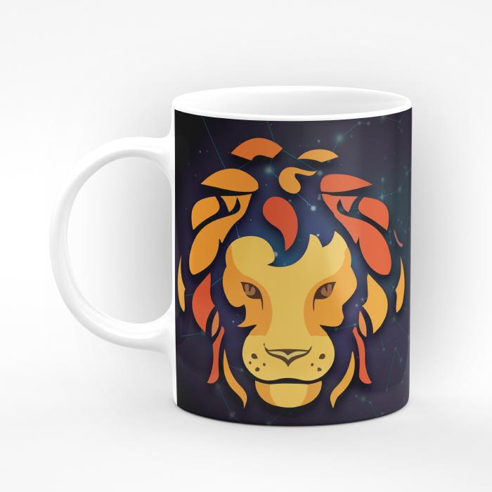 Чашата на зодия Лъв