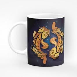 Чашата на зодия Риби