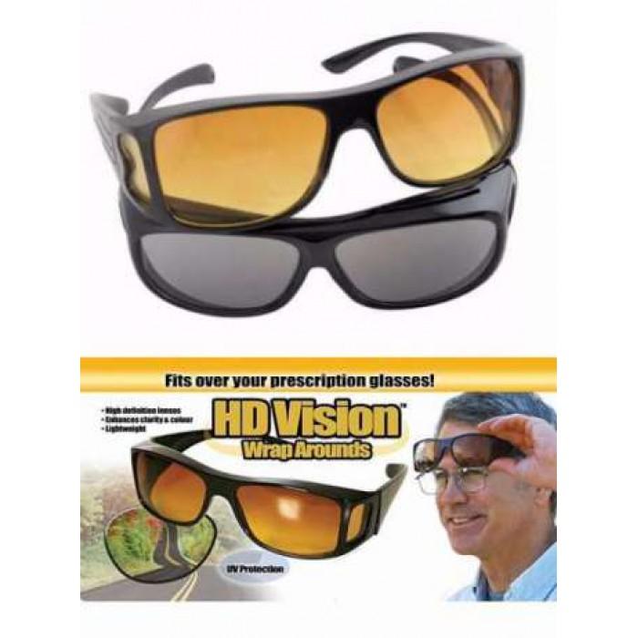 Очила против заслепяване за дневно и нощно шофиране