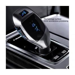 Трансмитер за кола - радио, USB, карта памет, хендсфри