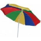 Плажен чадър с чупещо рамо