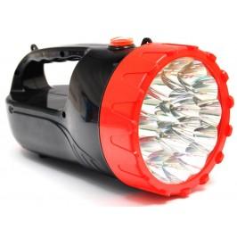 Акумулаторен фенер с 18 диода