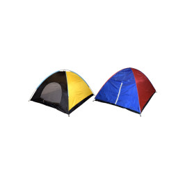 Палатка за четирима - двуслойна