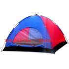 Палатка за четирима човека - еднослойна