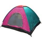 Палатка за пет човека - еднослойна