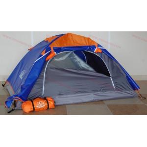 Палатка за четири човека - двуслойна