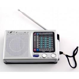 Преносимо компактно радио