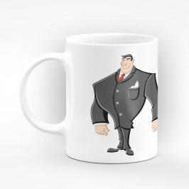 """Чаша """"Петър значи камък"""" - подарък за Петровден"""