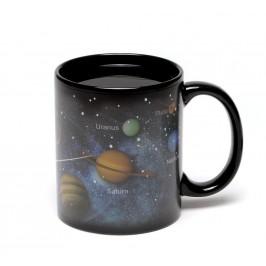 Магическа порцеланова чаша Слънчева система
