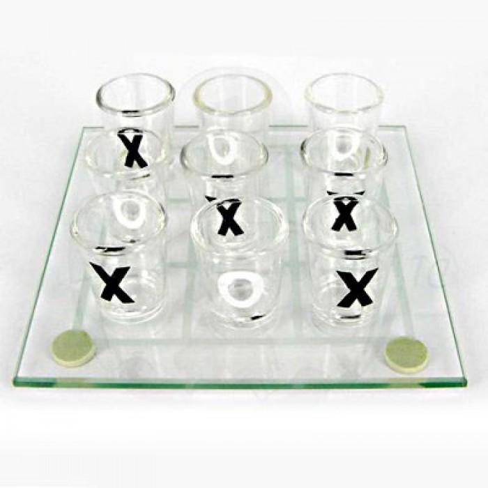 Морски шах с чашки шотове голям