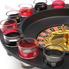 Парти рулетка с чашки - aлкохолна рулетка с 16 шота