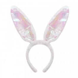 Парти артикул - диадема със заешки уши