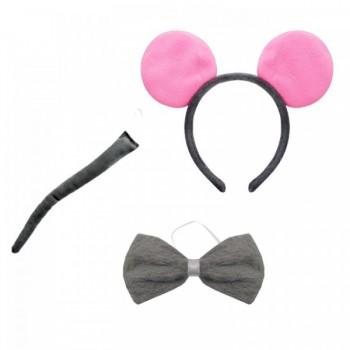 Парти комплект - мишка