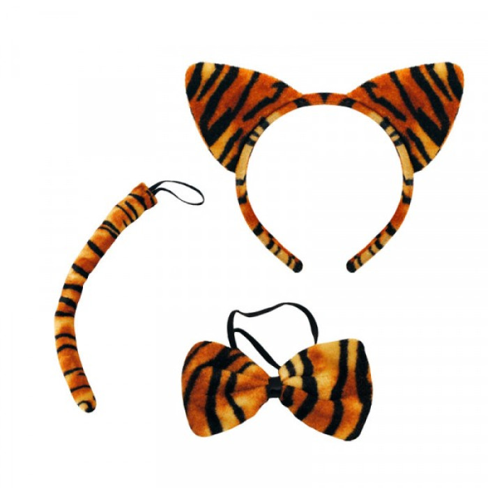 Парти комплект - тигър