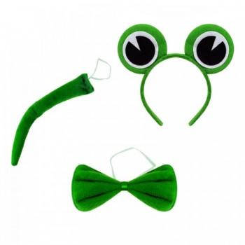Парти комплект - жаба