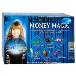 Комплект за фокуси с пари и магическа пръчка