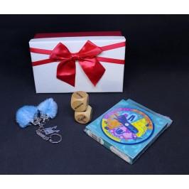 Еротичен подаръчен комплект в луксозна кутия