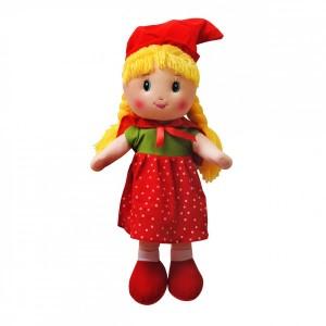 Кукла Червената шапчица, която разказва приказка и пее песничка