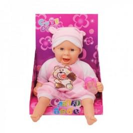 """Музикална кукла """"Сладко бебе"""", говори и пее песнички на български език"""