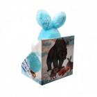 Плюшена играчка Зайо, която разказва приказка и пее песнички