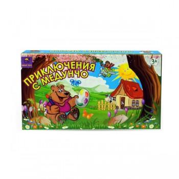Приключенията на Медунчо - настолна игра