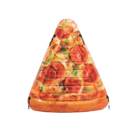 Надуваем дюшек Пица INTEX
