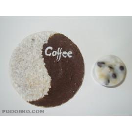 """Декоративна чинийка- свещник """"Захар и Кафе"""" на цена от 9.00 лв."""