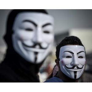 Маската на Анонимните/Anonymous mask