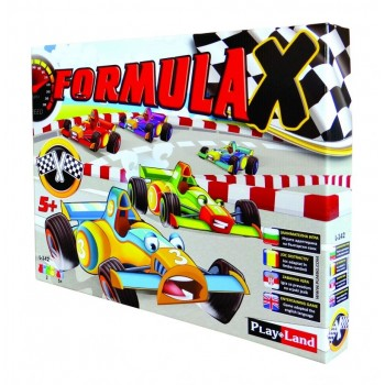 """Детска занимателна игра - """"Формула Х"""""""