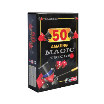 50 магически трика - комплект за фокуси