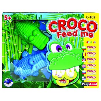 "Детска занимателна игра ""Кроко"""
