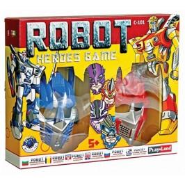 """Детска занимателна игра """"Робот"""""""