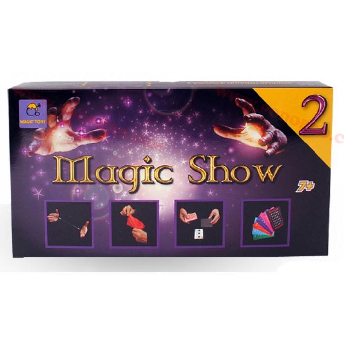 Магически комплект фокуси Magic show 2