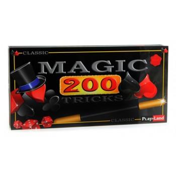 "Комплект за фокуси ""200 магически трика"""