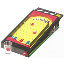 Пинбол игра за напиване с чашки