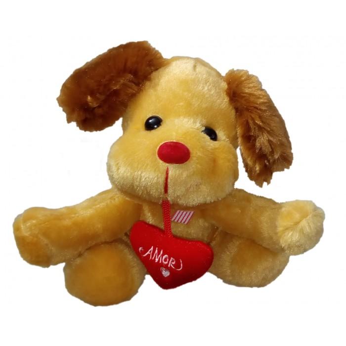 Плюшено куче - подарък за Деня на влюбените