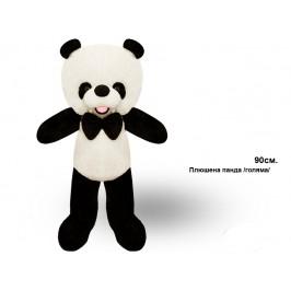 Голяма плюшена панда - подарък за жена за Свети Валентин