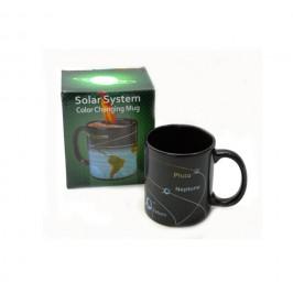 Термо чаша с картинка Слънчевата система