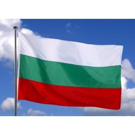 Български флаг среден 60/90 см. на промоция