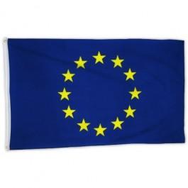 Знаме на Европейският съюз голямо 90/145 см. на промоция