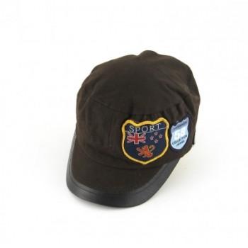Младежка лятна шапка с козирка