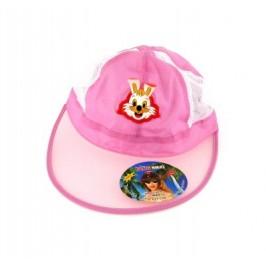Красива лятна шапка с козирка