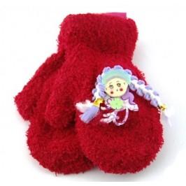 Красиви и топли детски ръкавички с един пръст