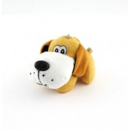 Малка сладка плюшена фигурка куче