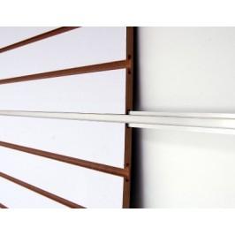 Декоративен стенен стелаж - ПДЧ с размери 120х240см
