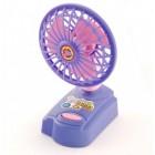 Настолен цветен вентилатор
