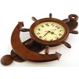 Сувенирен стенен часовник - рул - 55см
